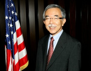 Ted Sakai Department of Public Safety Director