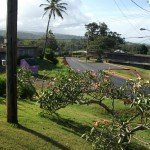 Photo of view from Waiawa Correctional Facility