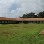 Photo of lawn at Waiawa Correctional Facility