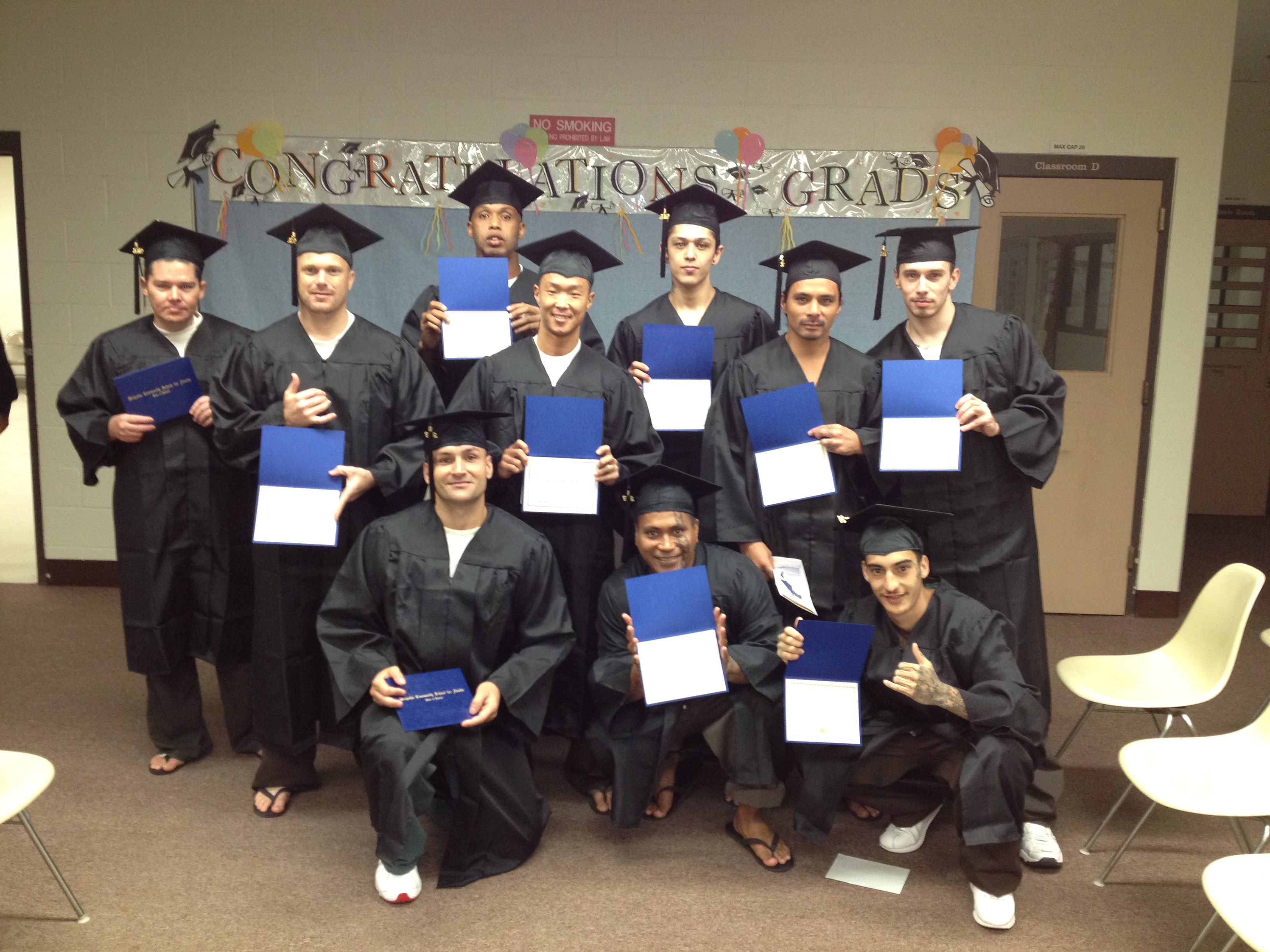 department of public safety ged graduation