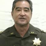 Robin M. Nagamine, the State Sheriff.