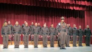 Sheriff Graduation 2013
