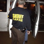 Sheriff sweep