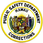 Corrections Division Patch