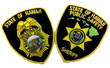 Law Enforcement and Sheriff badges