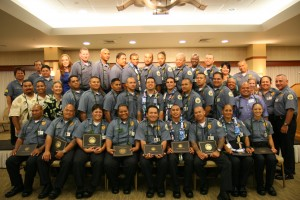 Corrections Graduates of 2013