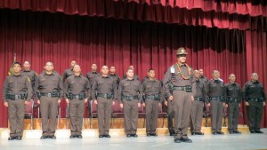 Sheriff Graduation 2013