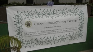 Kulani Correctional Facility Banner
